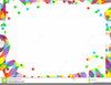 Clipart Of Party Decorations Image