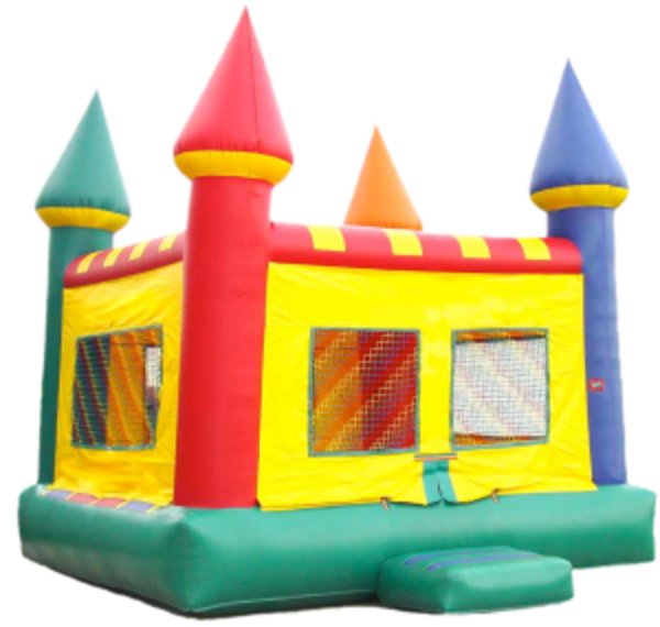 free bounce house clipart - photo #9