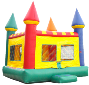 Bounce House X Image