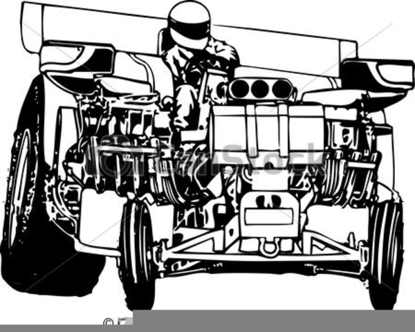Tractor Pull Clip Art Vector : Truck pulling clipart free images at clker vector