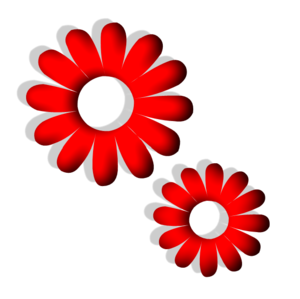 Red Flower Image