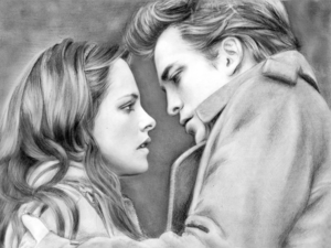 Great Drawings Twilight Series Image