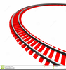 Clipart Of Train Tracks Image