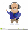 Free Old Guy Clipart Image
