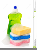 Dish Soap Clipart Image