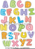 Free Clipart Decorative Letters Image