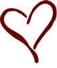 Small Hearts Clipart Image