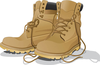 Clipart Free Hiking Boot Image