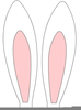 Rabbit In A Hat Clipart Free Image