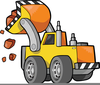 Moving Trucks Clipart Image