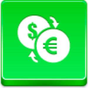 Conversion Of Currency Icon Image