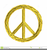 Free Clipart Peace Symbol Image