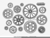 Gears Clipart Image