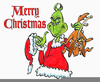 Merry Christmas Clipart Words Free Image