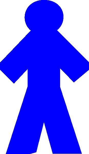 Thick Boy Clip Art At Clker Com Vector Clip Art Online