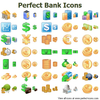 Perfect Bank Icons Image