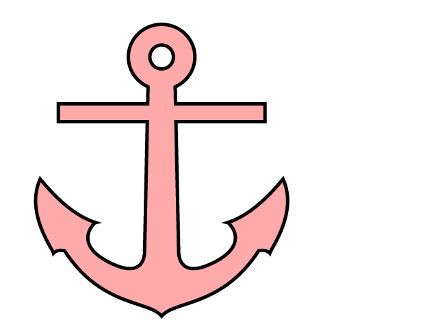 anchor clipart no background - photo #39
