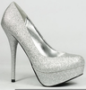 Silver Prom Platforms Image