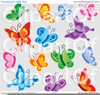 Colorful Butterfly Clipart Pictures Image