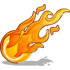 Firefox Fireball Icon | Free Images at Clker.com - vector ...