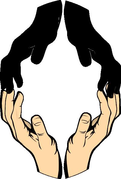 helping hand clip art at clker com vector clip art online royalty rh clker com helping hand clipart black and white helping hands clip art pictures