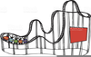 Clipart And Roller Coasters Image