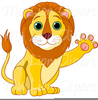 Free Clipart Of Lion Roaring Image