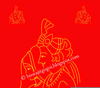 Free Hindu Marriage Cliparts Image