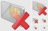 Chip Card Delete Image