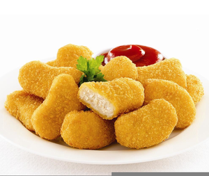 chicken nugget clipart free images at clker com vector clip art rh clker com chicken nuggets clipart black and white