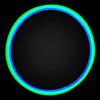 Green And Blue Circle Image