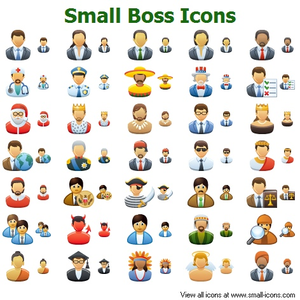 Small Boss Icons Image