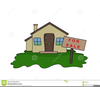 House For Sale Clipart Image
