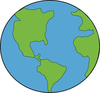 Animated Clipart World Globe Free Image