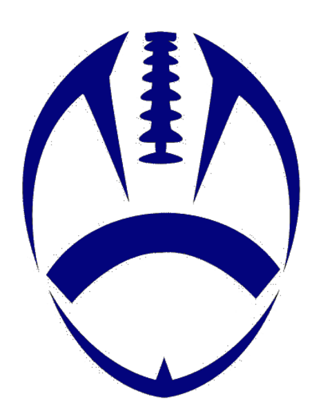 Youth Flag Football Clip Art Blue football gut image