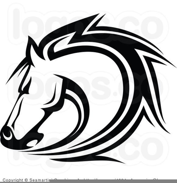 Free Clipart Horse Head Free Images At Clker Com