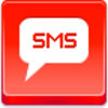 Free Red Button Icons Sms Image