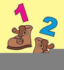 One Two Buckle My Shoe Clipart Image