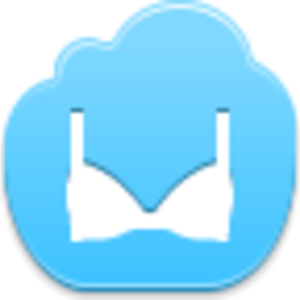 Free Blue Cloud Bra Image