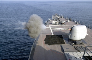 Missile Exercise Image