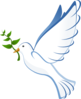 Dove Of Peace Clip Art
