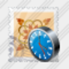Icon Mark Clock Image