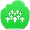 Cementary Icon Image