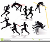 Clipart Running Man Silhouette Image