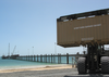 The Recently Completed 1,400-ft. Navy Elevated Causeway System-modular (elcas-m), Camp Patriot, Kuwait. Image