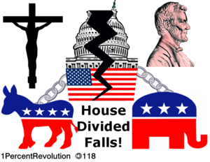 118 House Divided Will Fall  Image
