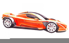 Sports Car Clipart Image