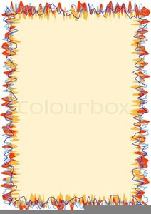 Kite Border Clip Art