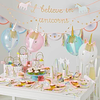 Baby Shower Train Clipart Image
