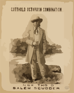 Gotthold Octoroon Combination Clip Art